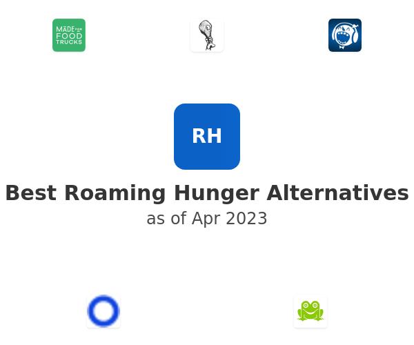 Best Roaming Hunger Alternatives