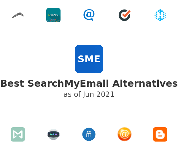 Best SearchMyEmail Alternatives
