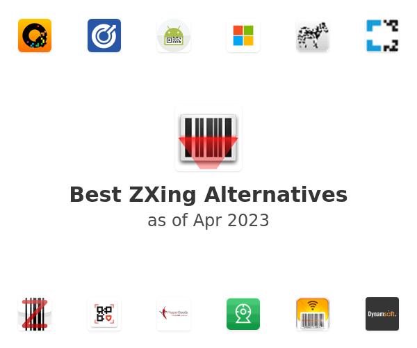 Best ZXing Alternatives