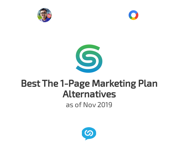 Best The 1-Page Marketing Plan Alternatives