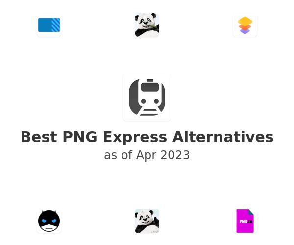 Best PNG Express Alternatives