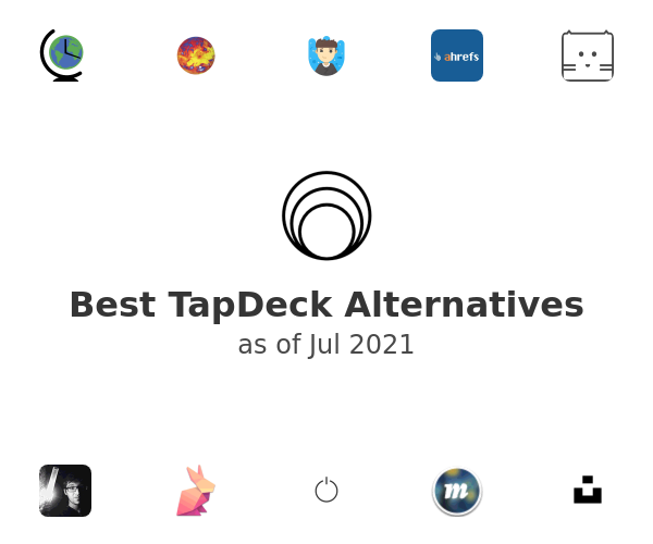 Best TapDeck Alternatives