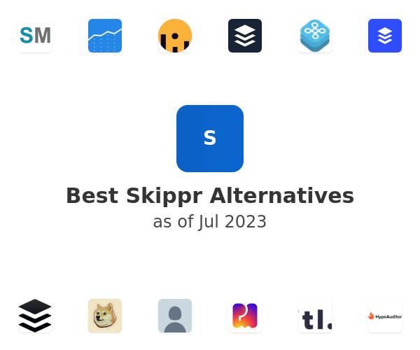 Best Skippr Alternatives