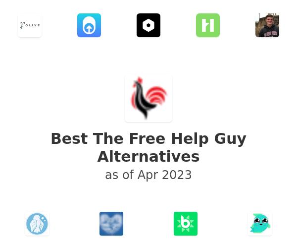 Best The Free Help Guy Alternatives