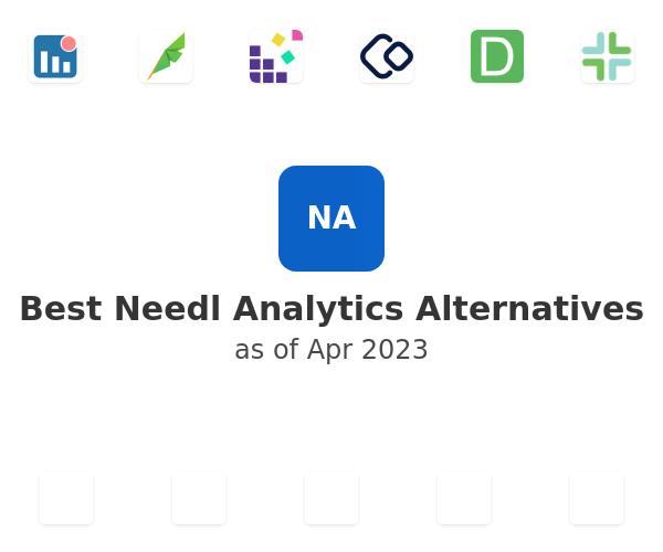 Best Needl Analytics Alternatives