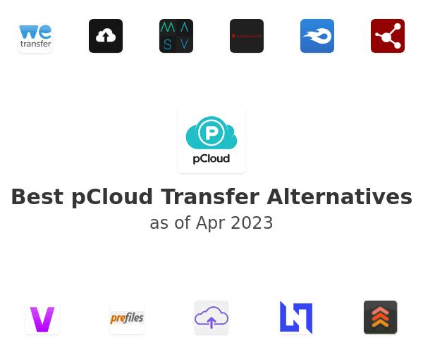 Best pCloud Transfer Alternatives
