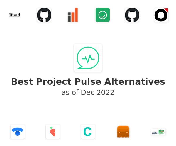 Best Project Pulse Alternatives