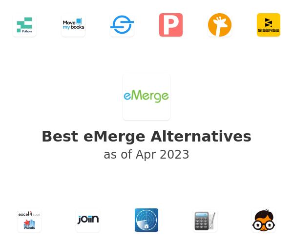 Best eMerge Alternatives