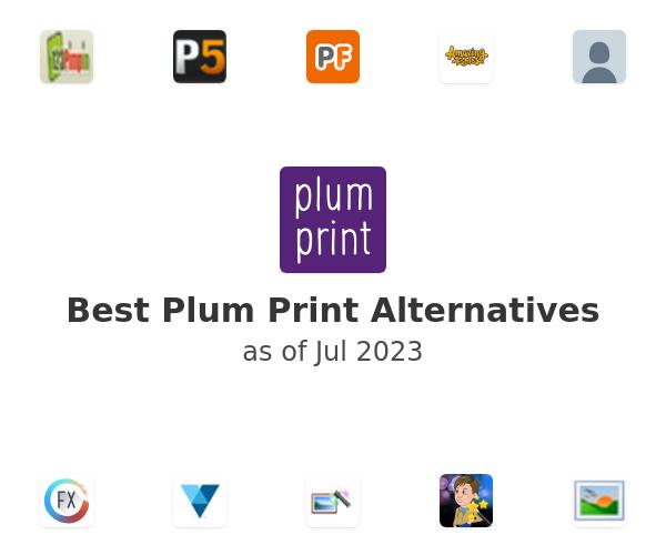 Best Plum Print Alternatives