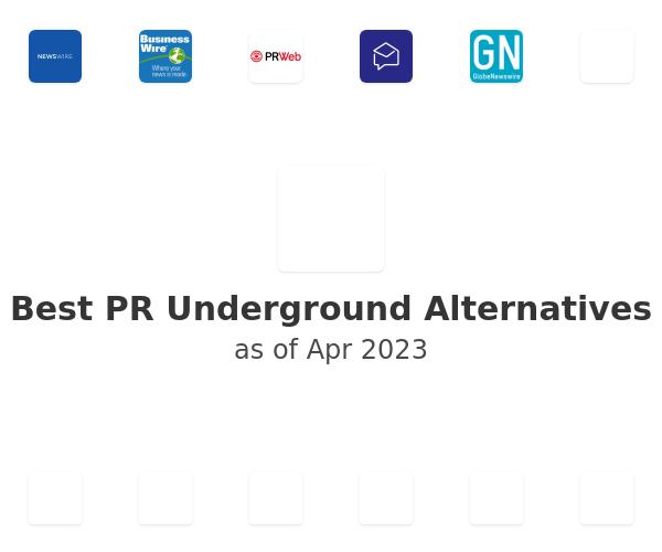 Best PR Underground Alternatives