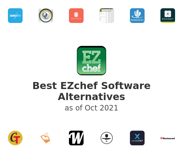 Best EZchef Software Alternatives