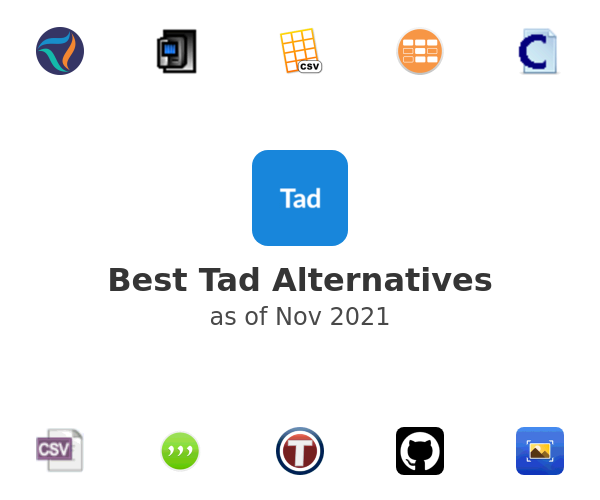 Best Tad Alternatives