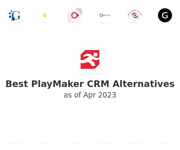 Best PlayMaker CRM Alternatives