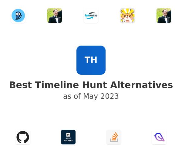Best Timeline Hunt Alternatives