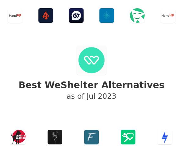 Best WeShelter Alternatives