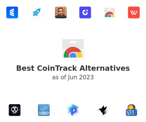 Best CoinTrack Alternatives