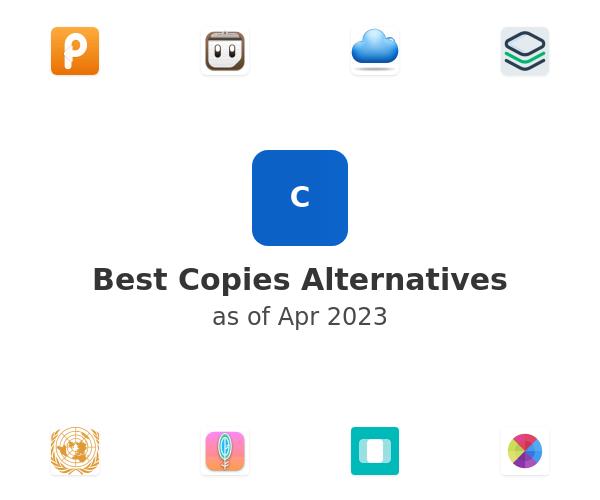 Best Copies Alternatives