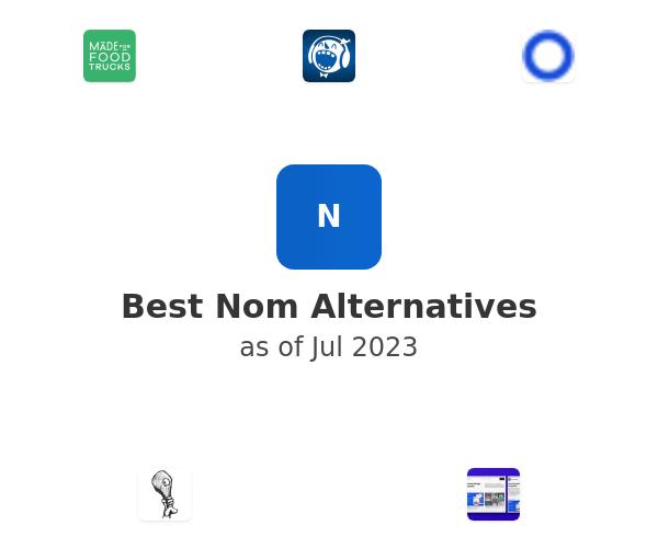Best Nom Alternatives
