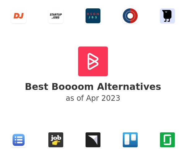 Best Boooom Alternatives
