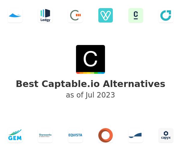 Best Captable.io Alternatives