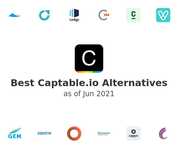 Best Captable.io Alternatives
