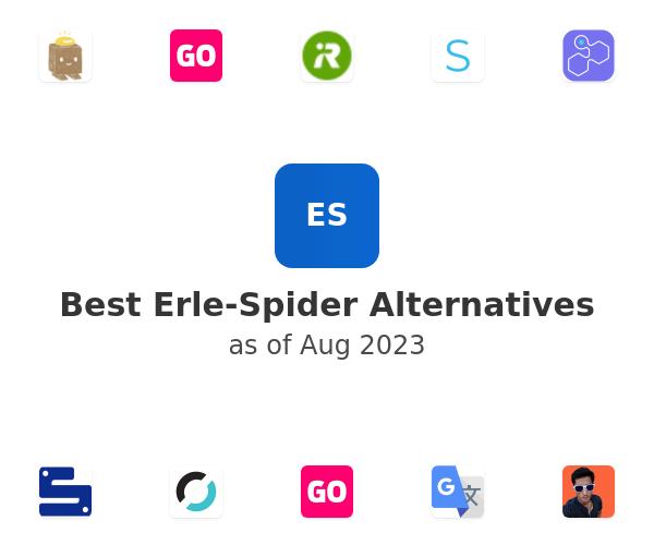 Best Erle-Spider Alternatives