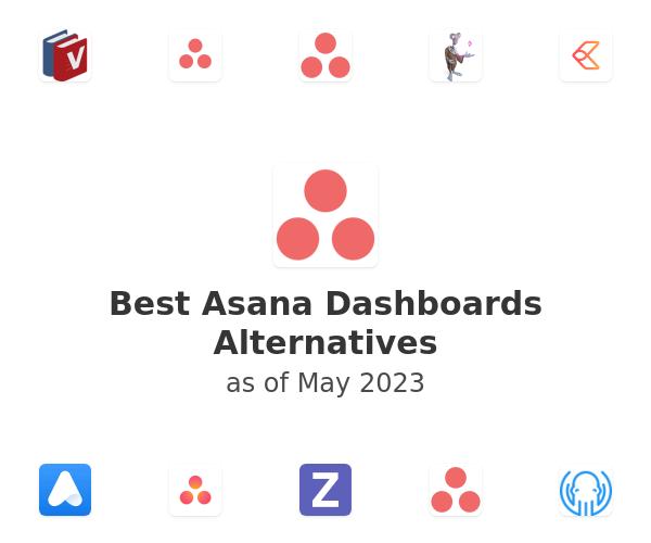 Best Asana Dashboards Alternatives