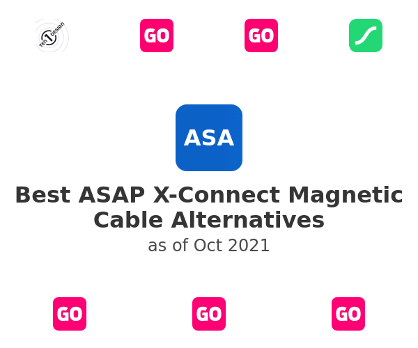 Best ASAP X-Connect Magnetic Cable Alternatives