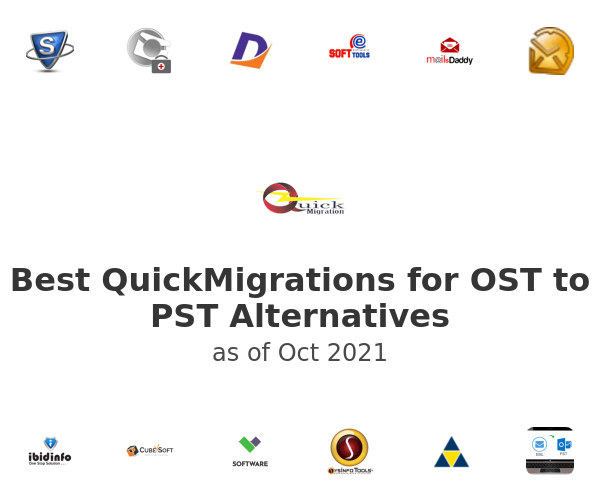 Best QuickMigrations for OST to PST Alternatives