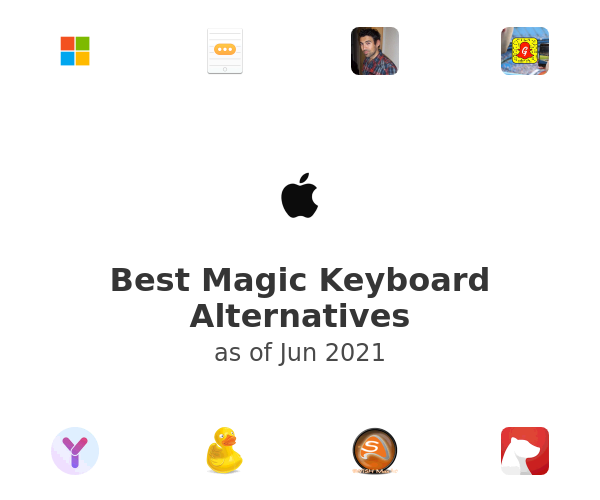 Best Magic Keyboard Alternatives