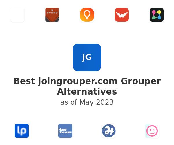 Best Grouper Alternatives