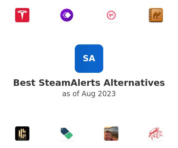 Best SteamAlerts Alternatives
