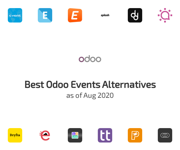 Best Odoo Events Alternatives
