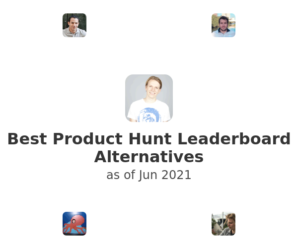 Best Product Hunt Leaderboard Alternatives