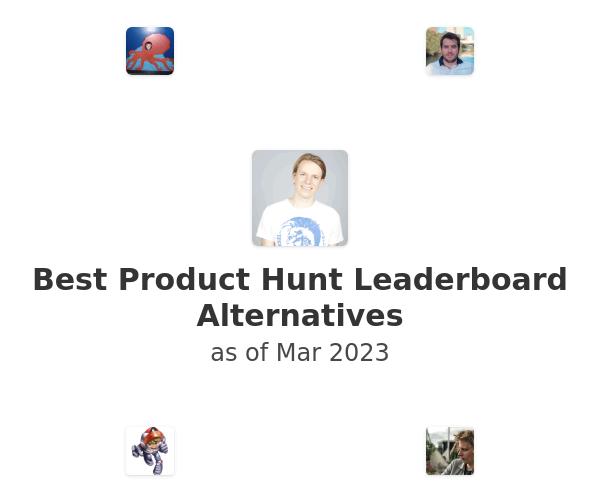 Best Product Hunt Leaderboard Alternatives