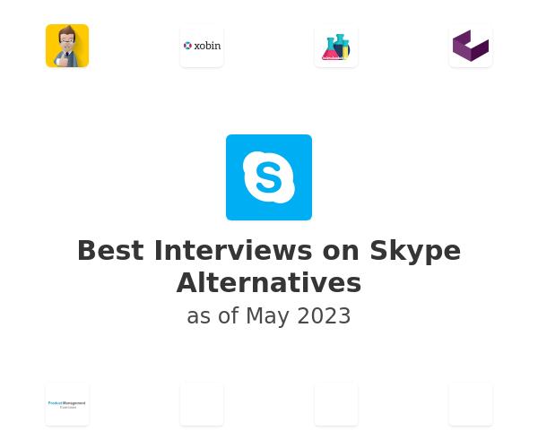 Best Interviews on Skype Alternatives