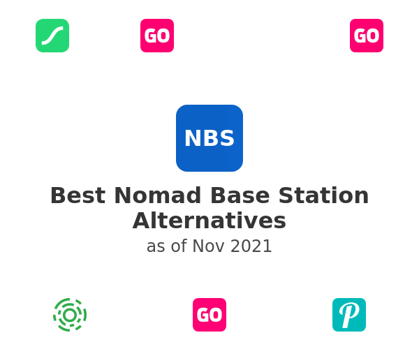 Best Nomad Base Station Alternatives
