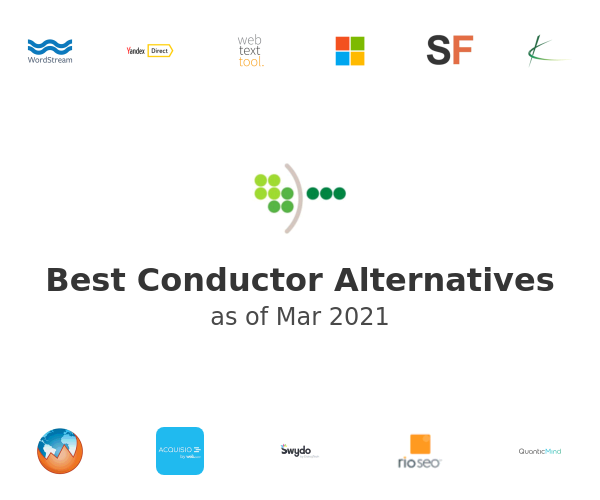 Best Conductor Alternatives