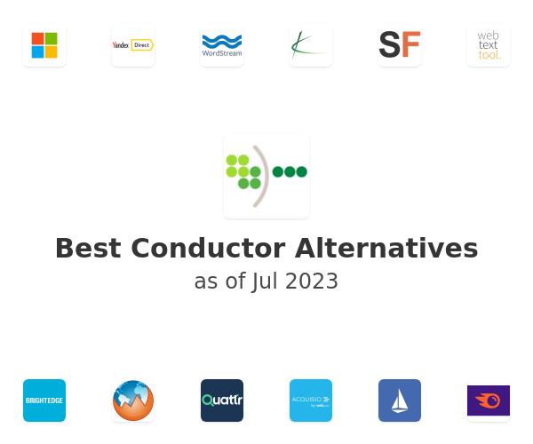 Best Conductor Alternatives