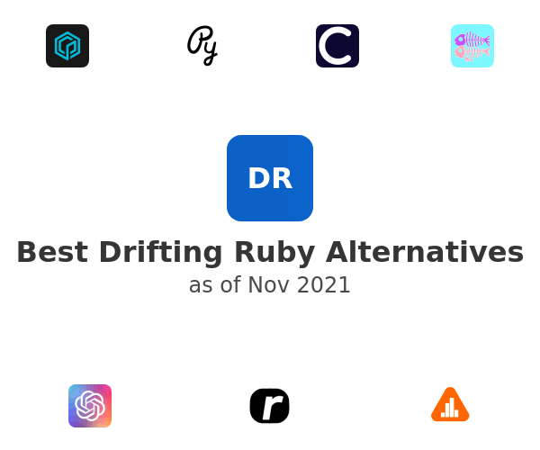Best Drifting Ruby Alternatives