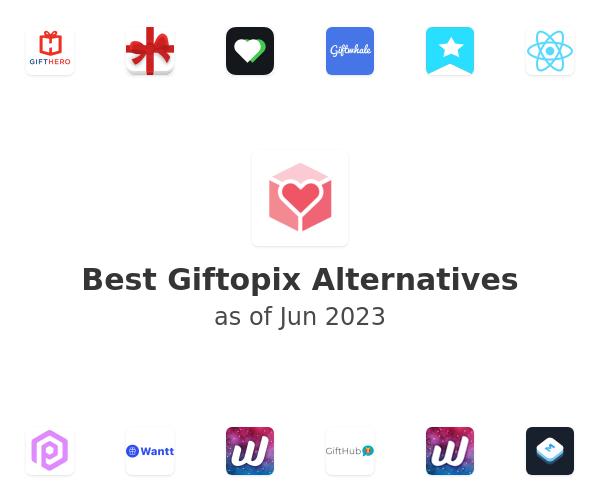 Best Giftopix Alternatives