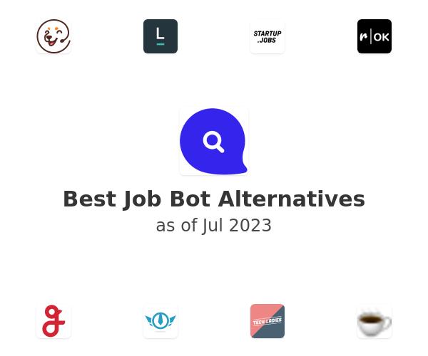 Best Job Bot Alternatives