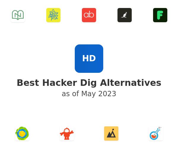 Best Hacker Dig Alternatives