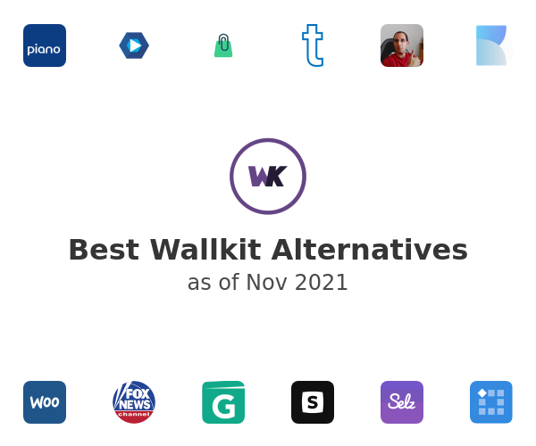 Best Wallkit Alternatives