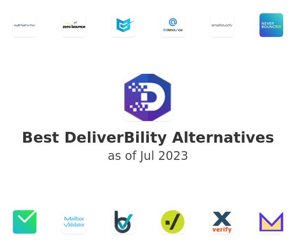 Best DeliverBility Alternatives