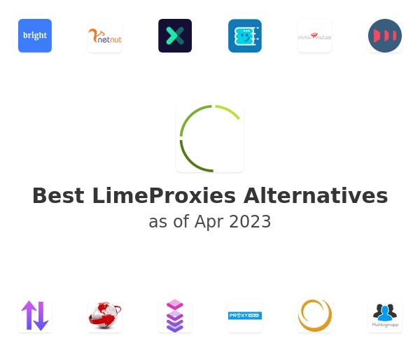 Best LimeProxies Alternatives