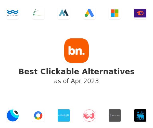 Best Clickable Alternatives