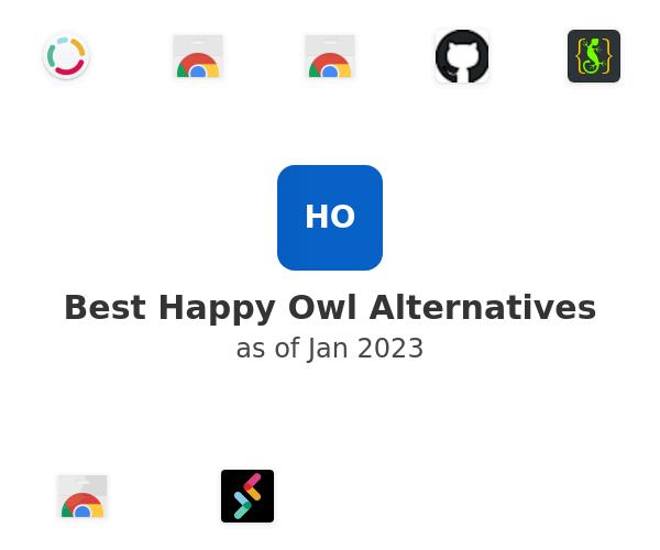 Best Happy Owl Alternatives