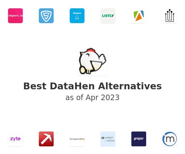 Best DataHen Alternatives