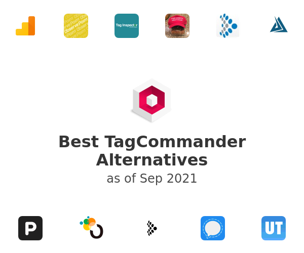Best TagCommander Alternatives